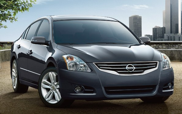 Altima wins the test drive for Nissan 2010 models #4