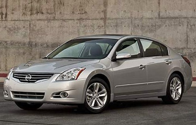 Altima wins the test drive for Nissan 2010 models #5