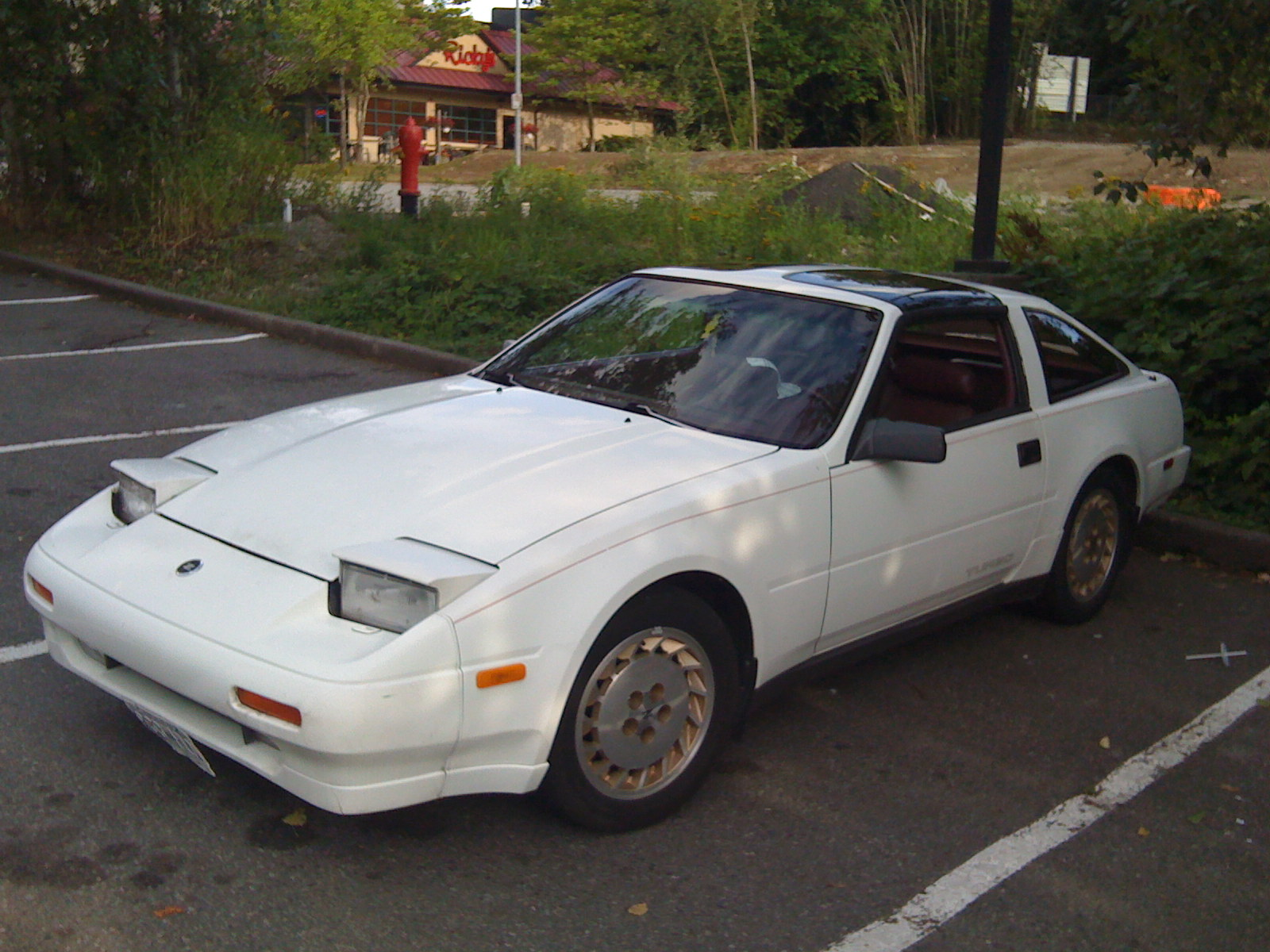1989 Nissan 300ZX - Information and photos - MOMENTcar