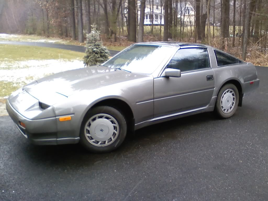 1989 Nissan 300zx Information And Photos Momentcar