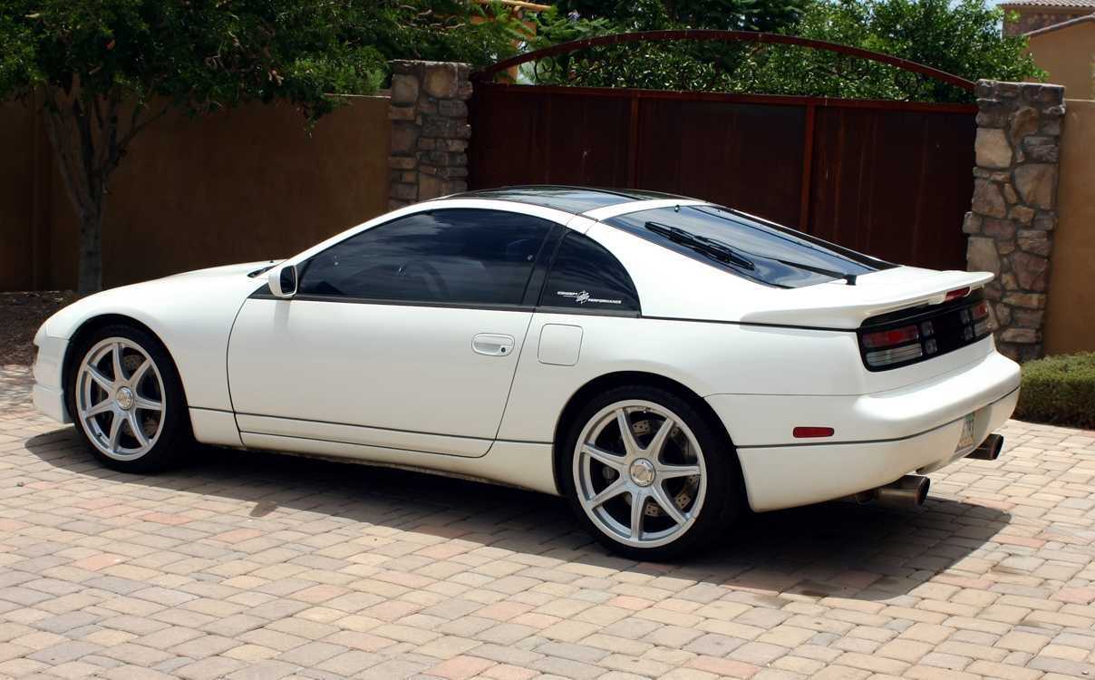 NISSAN 300ZX - 673px Image #5