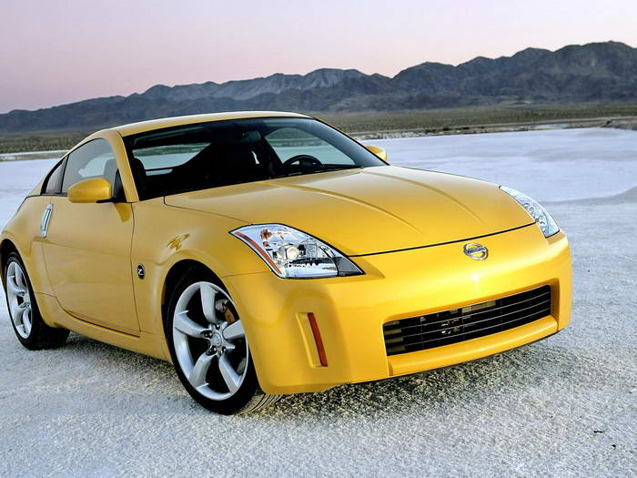 Nissan 350Z Anniversary Edition #2