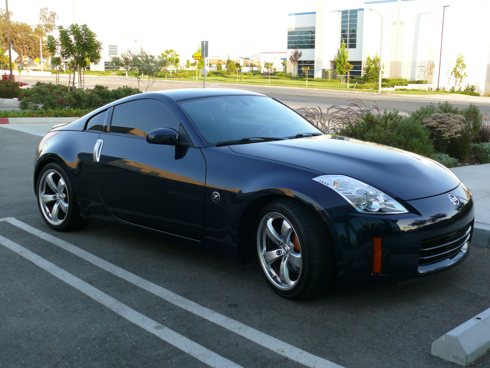 Nissan 350Z Grand Touring #5