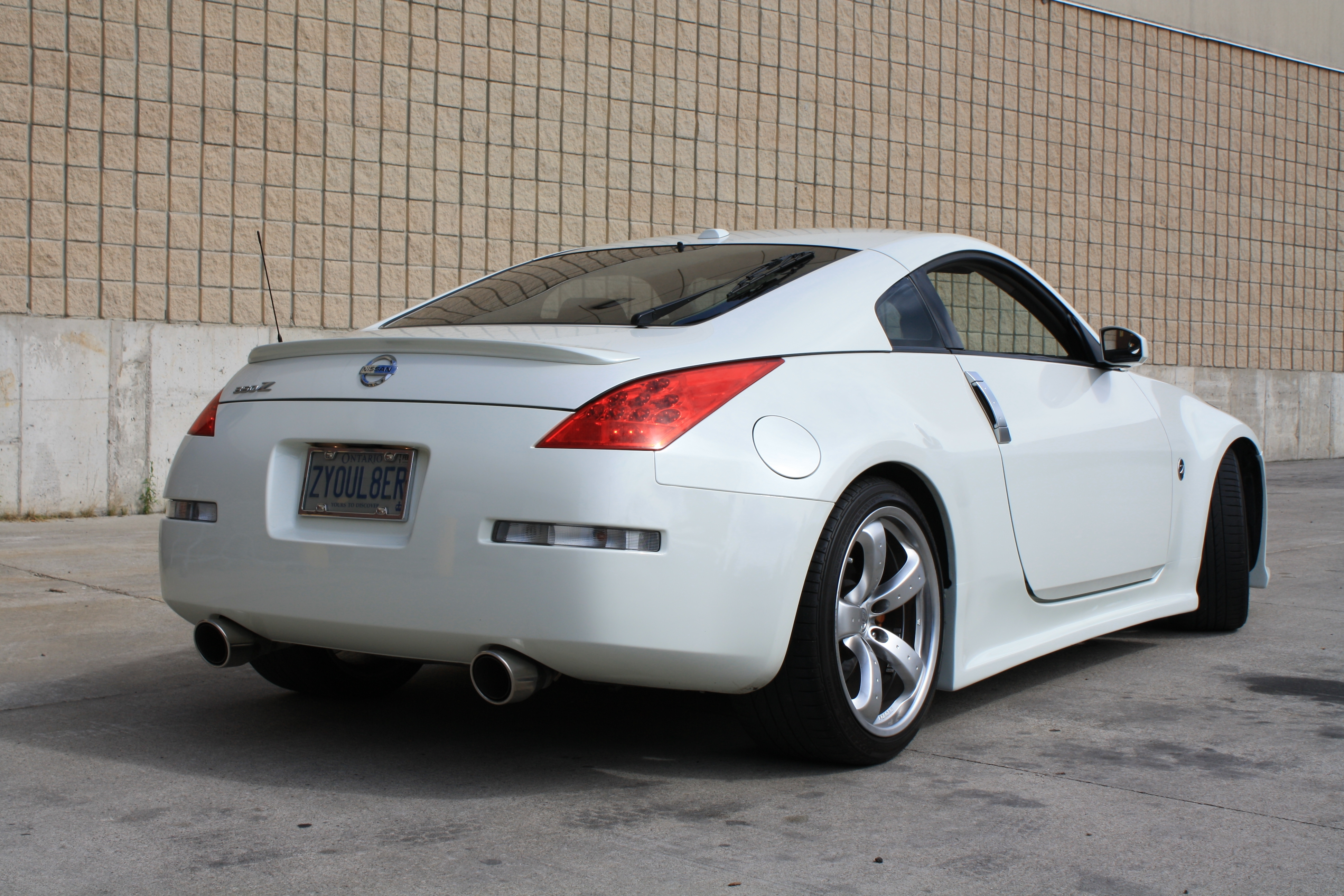 Nissan 350Z Grand Touring #6