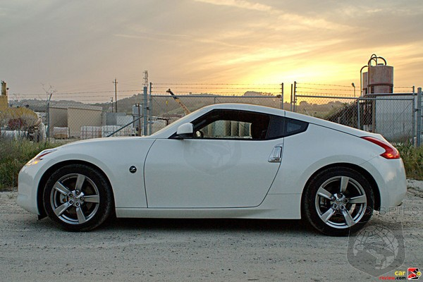 2009 Nissan 370Z Prices, Reviews and Pictures | U.S. News & World ...