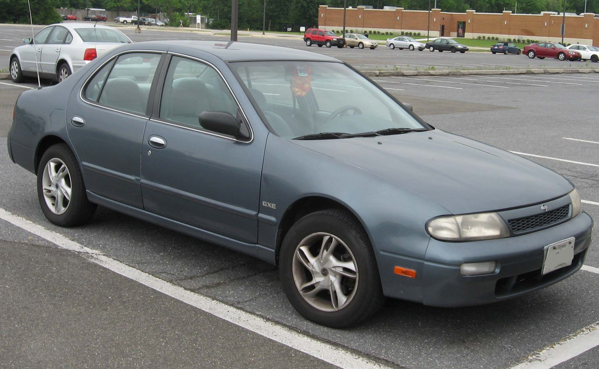1997 Nissan Altima Information And Photos Momentcar