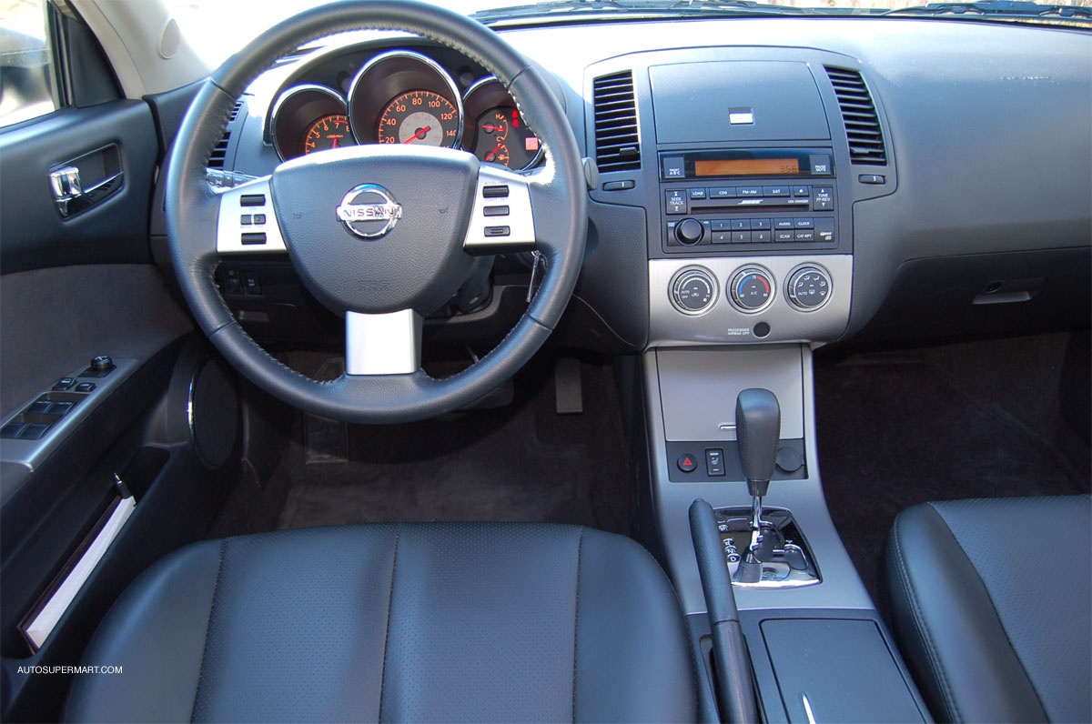 2006 nissan altima information and photos momentcar 2005 nissan altima custom interior