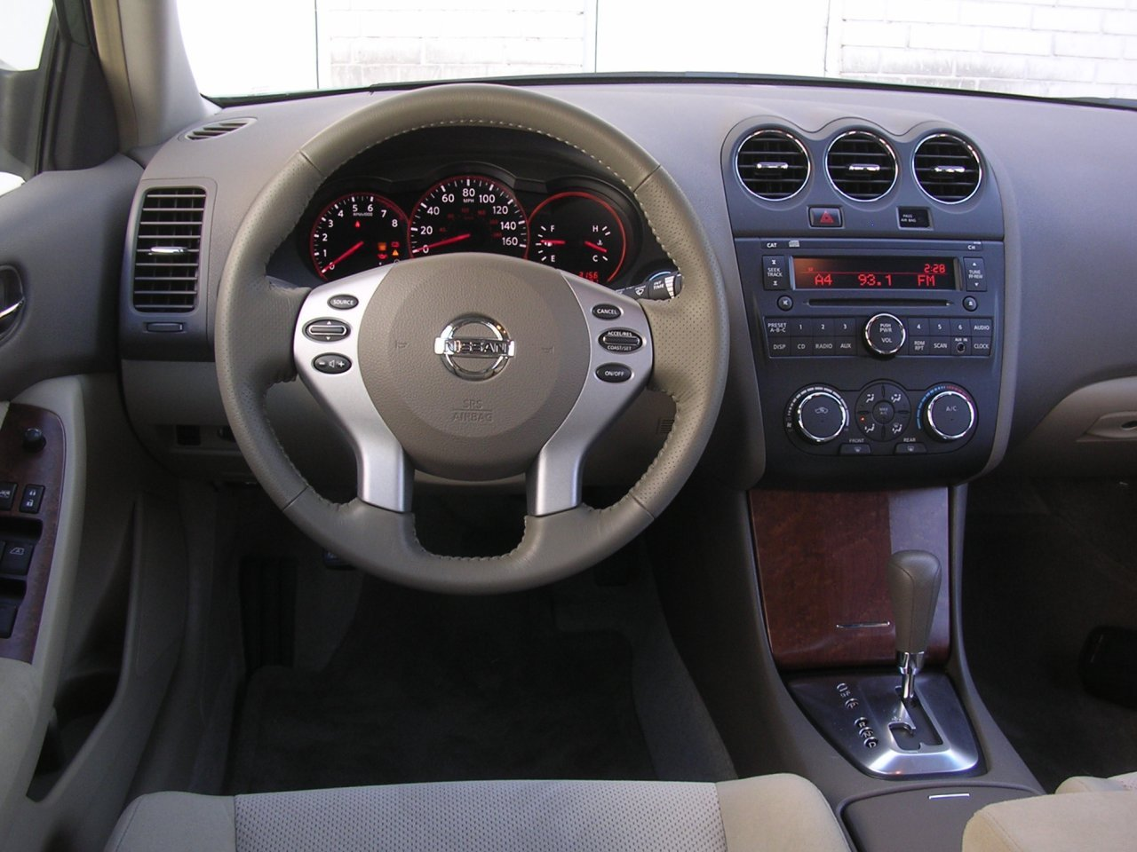 Download Nissan Altima 2007 6 Images
