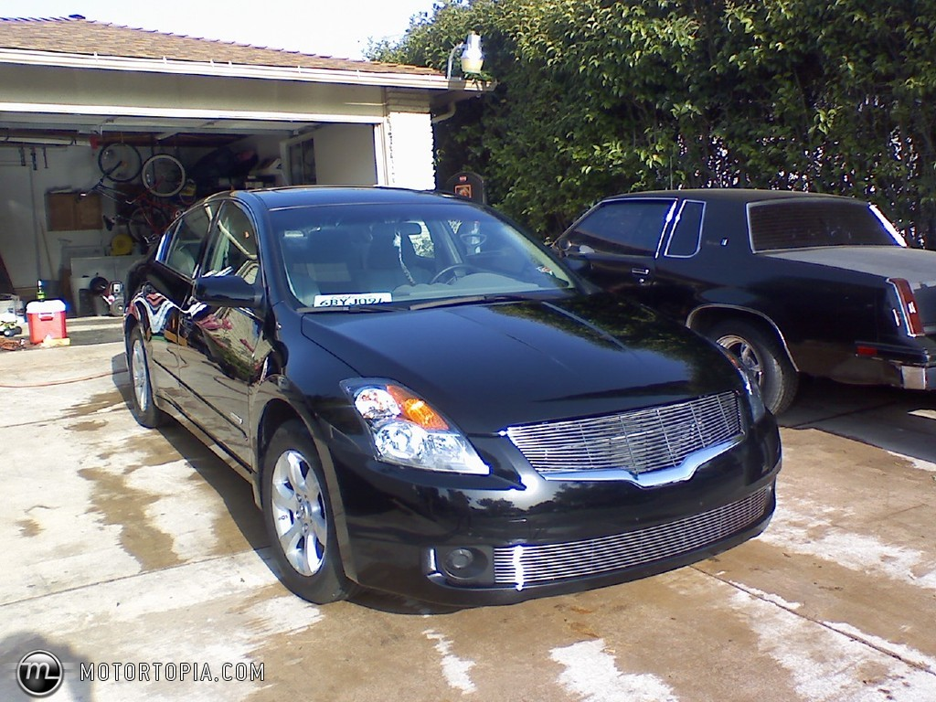 2008 Nissan Altima Hybrid - Information and photos - MOMENTcar