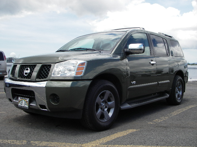 2005 nissan armada information and photos momentcar. Black Bedroom Furniture Sets. Home Design Ideas