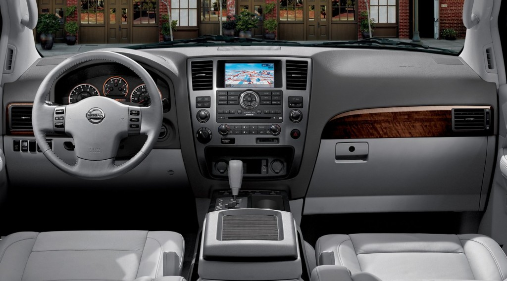2012 Nissan Armada Prices, Reviews and Pictures | U.S. News ...