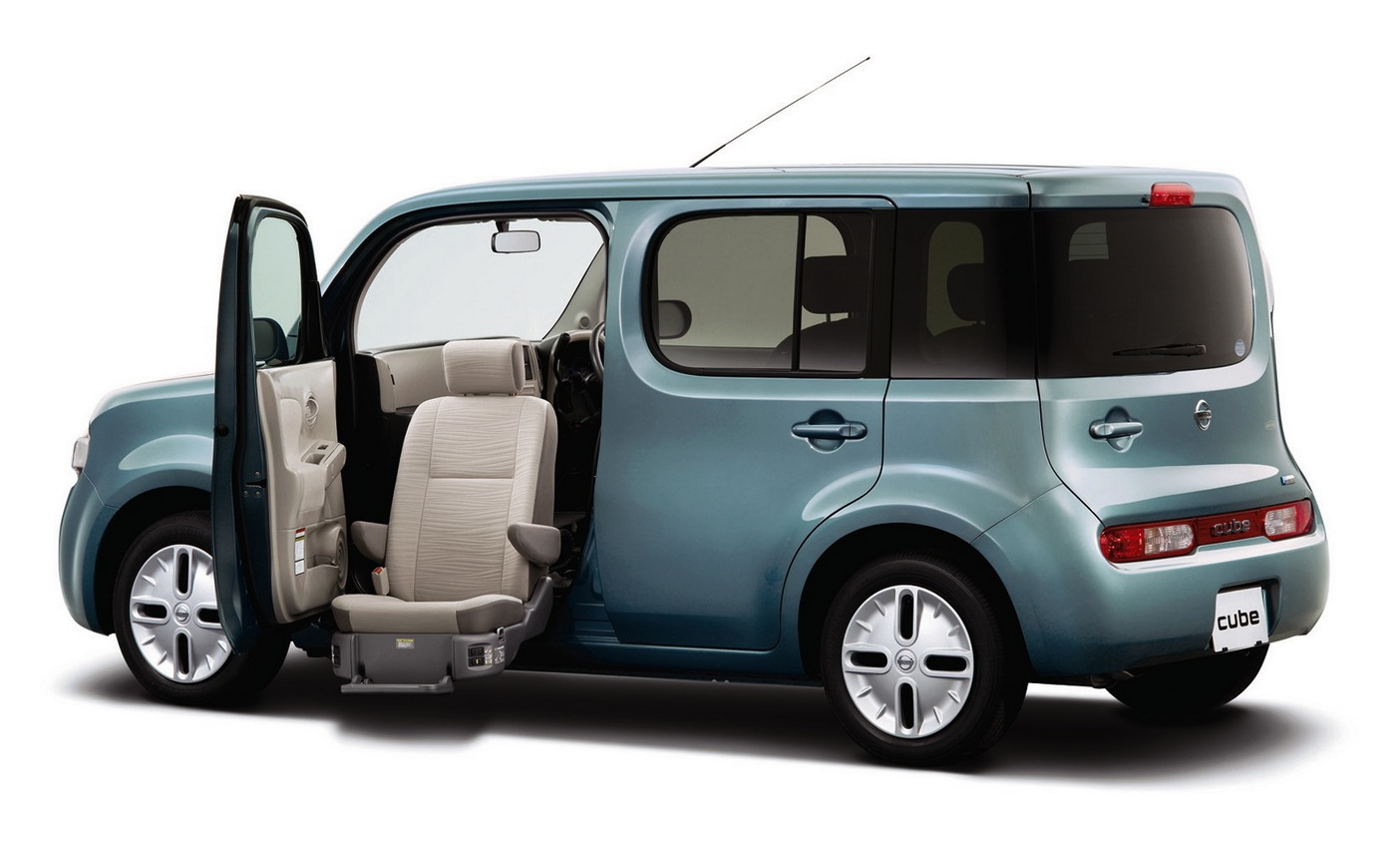 2010 nissan cube information and photos momentcar. Black Bedroom Furniture Sets. Home Design Ideas