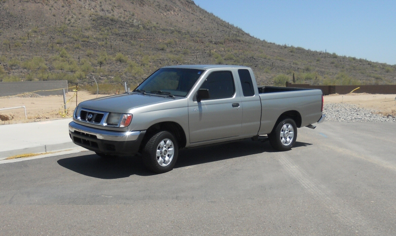 nissan frontier - 296px image #4