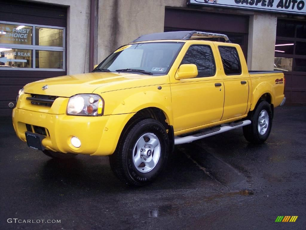 2001 Nissan Frontier Information And Photos Momentcar