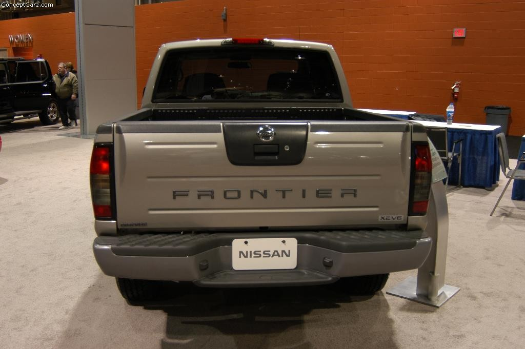 Nissan Frontier 106px Image 6