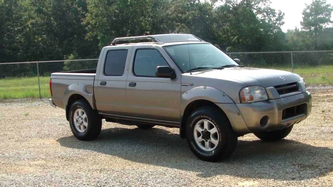 Perfect Nissan Frontier 2004 1