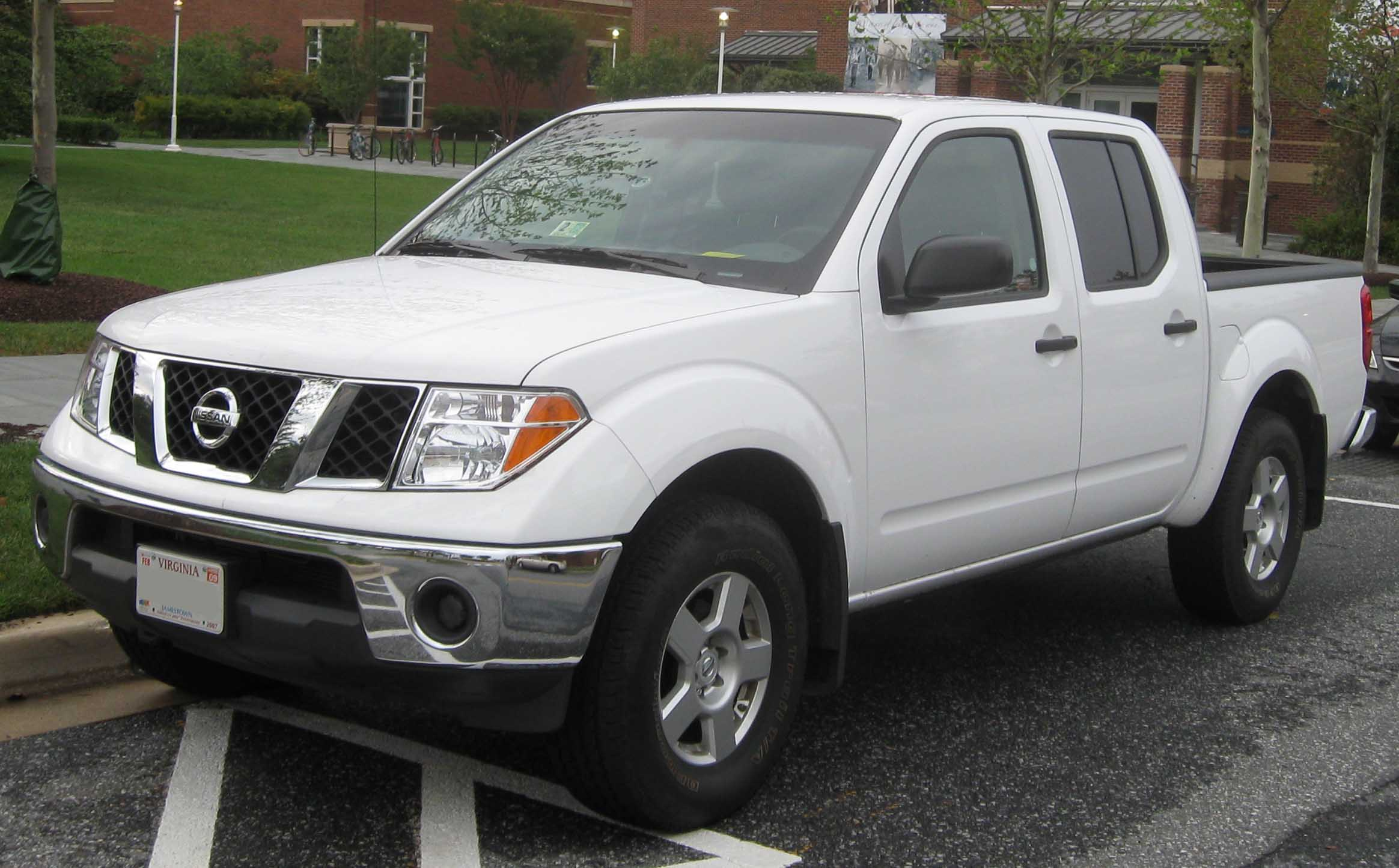 2007 Nissan Frontier - Information And Photos