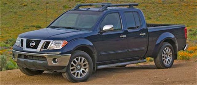 Nissan Frontier 34px Image 5