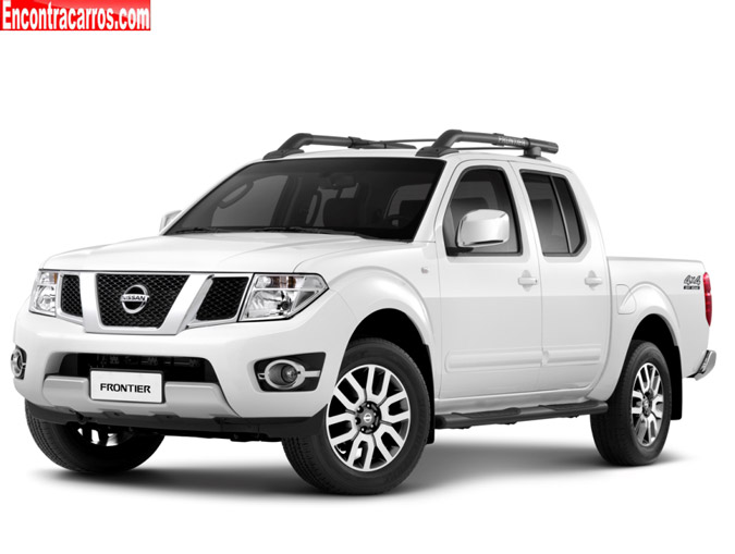 2014 Nissan Frontier Information And Photos Momentcar