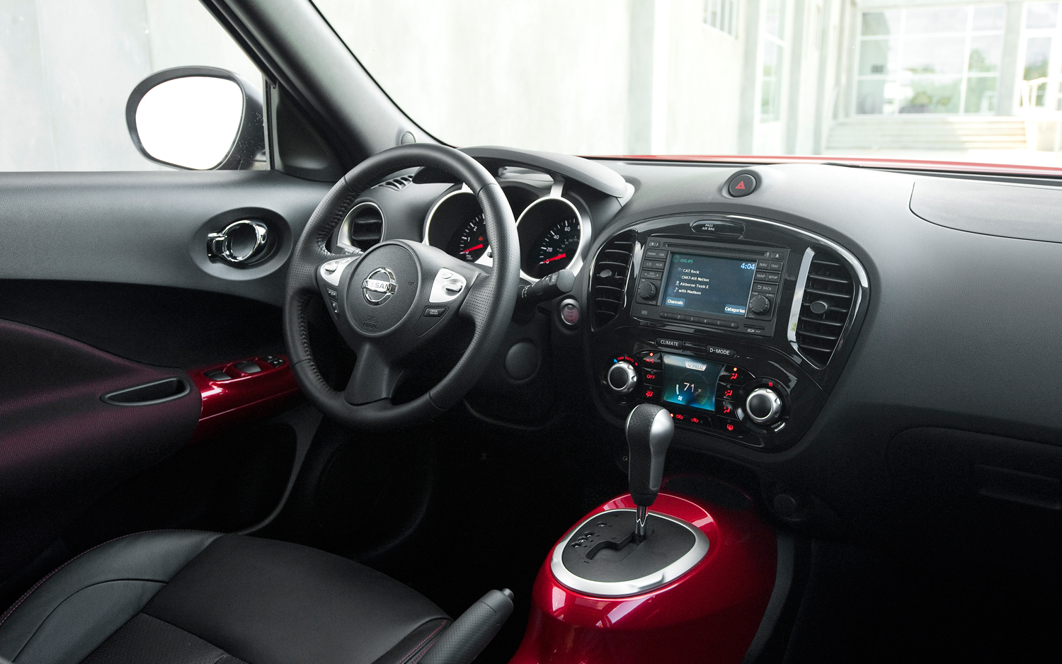 Nissan Juke Information And Photos Momentcar Wiring Diagram Sv 2
