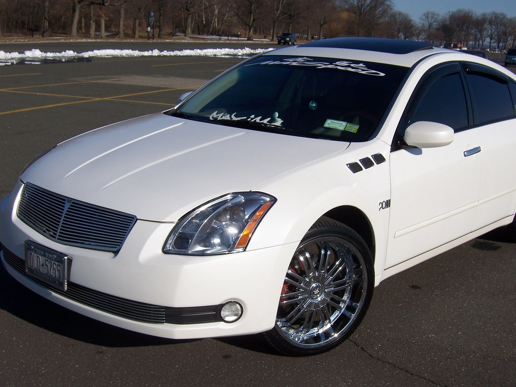 2006 Nissan Maxima - Information and photos - MOMENTcar