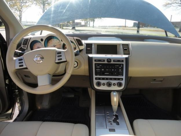 2003 Nissan Murano - Information and photos - MOTcar