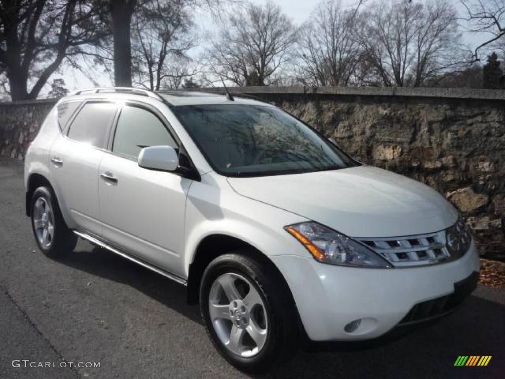 2004 Nissan Murano Information And Photos Momentcar