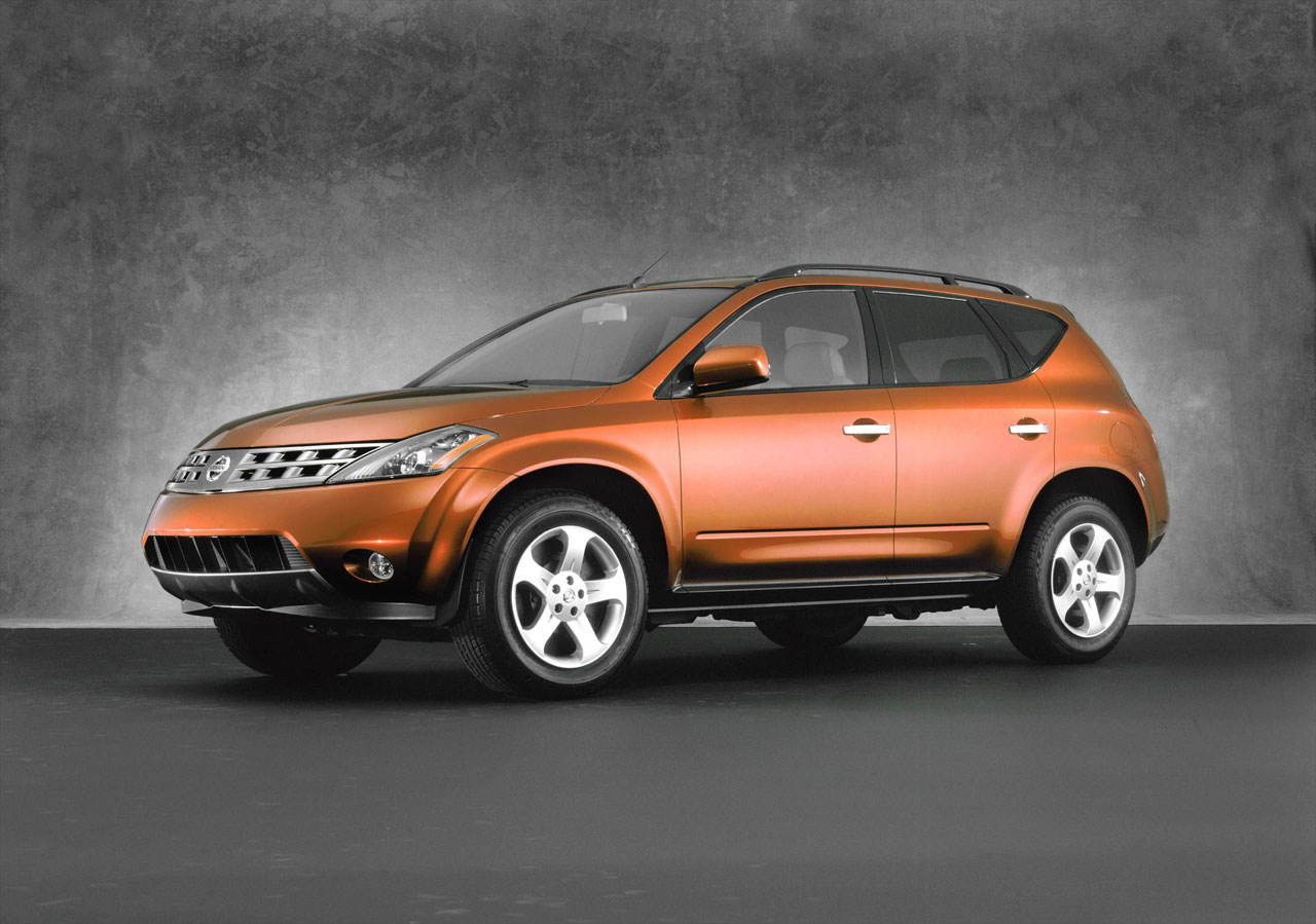 2005 nissan murano information and photos momentcar. Black Bedroom Furniture Sets. Home Design Ideas