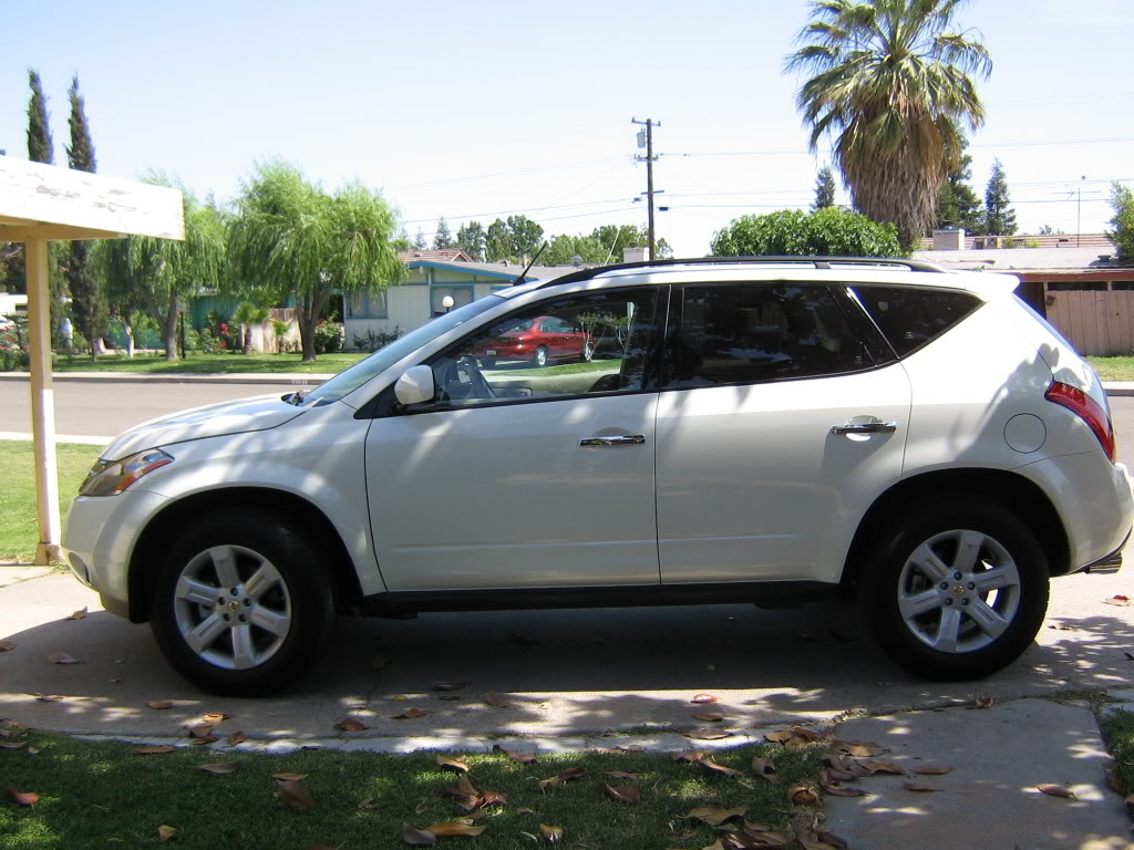 2007 Nissan Murano Information And Photos Momentcar