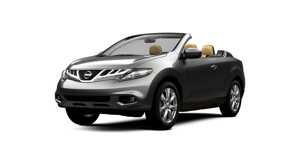 2014 nissan murano crosscabriolet information and photos. Black Bedroom Furniture Sets. Home Design Ideas