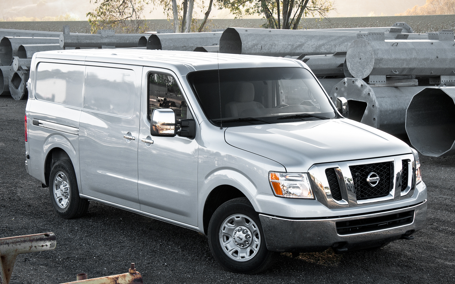 2012 Nissan NV Prices, Reviews and Pictures | U.S. News & World Report