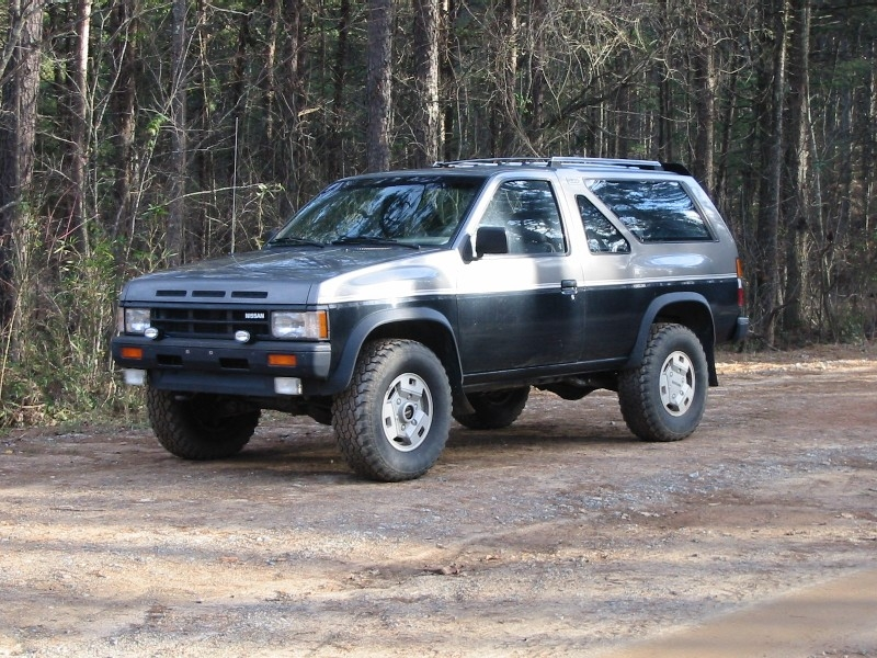 1988 Nissan Pathfinder - Information and photos - MOTcar