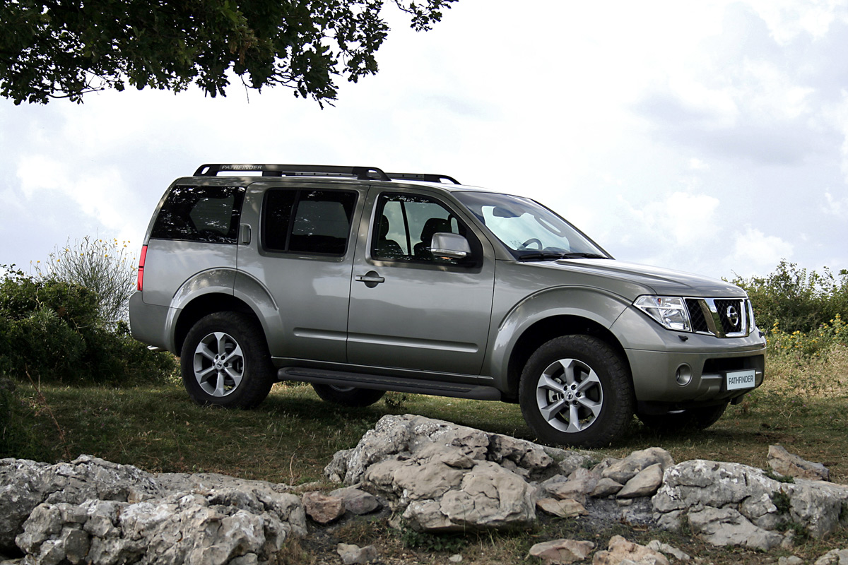 2009 nissan pathfinder information and photos momentcar nissan pathfinder 2009 8 vanachro Images