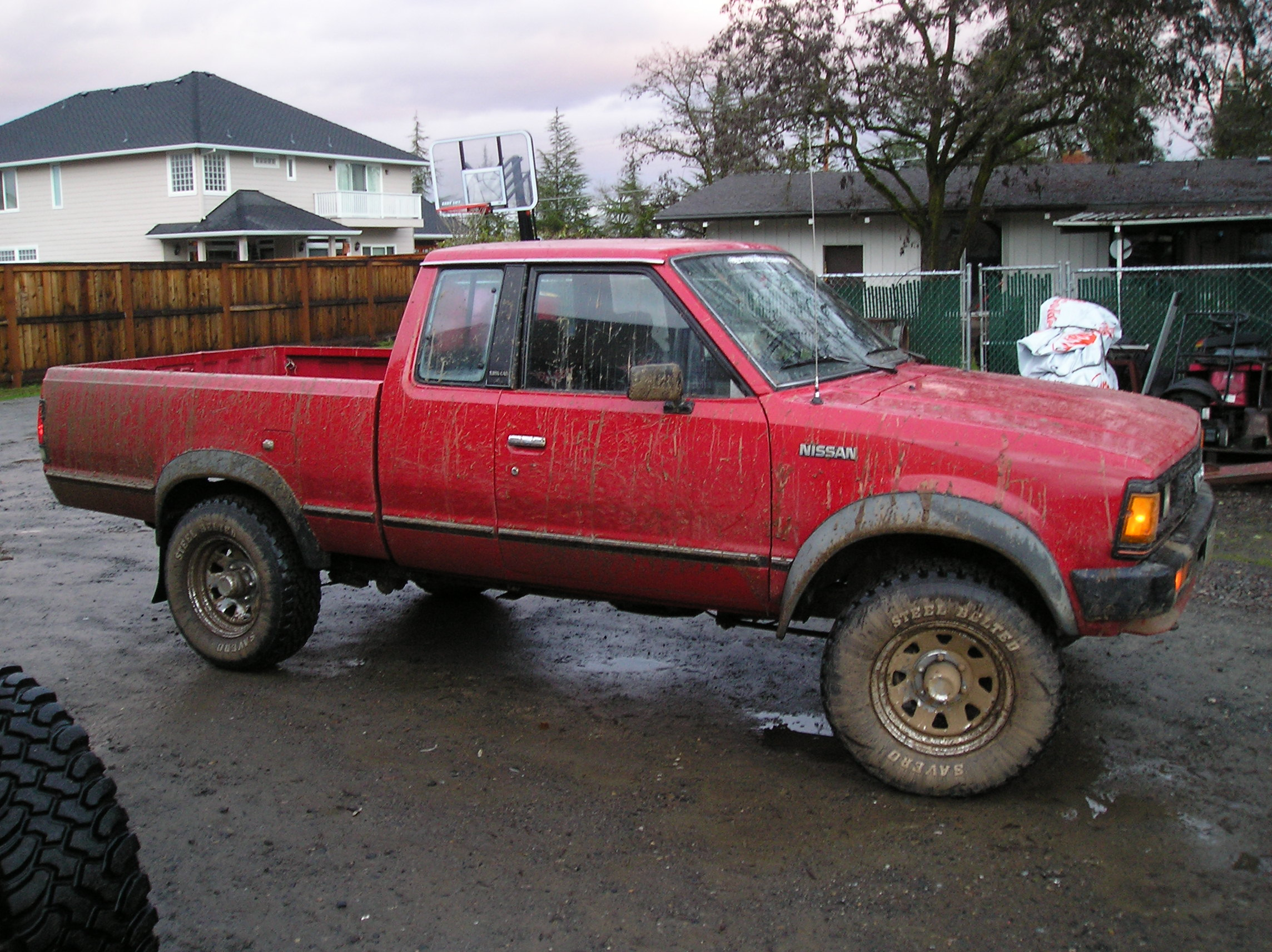1985 nissan pickup - information and photos - momentcar