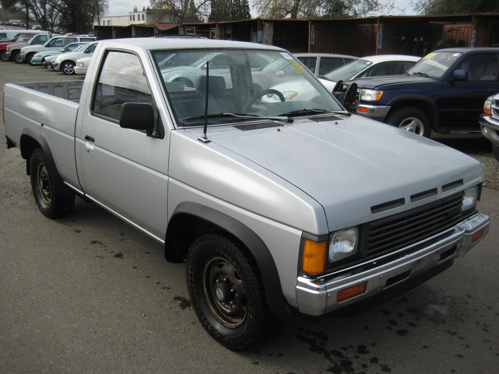 1987 Nissan Pickup Information And Photos Momentcar