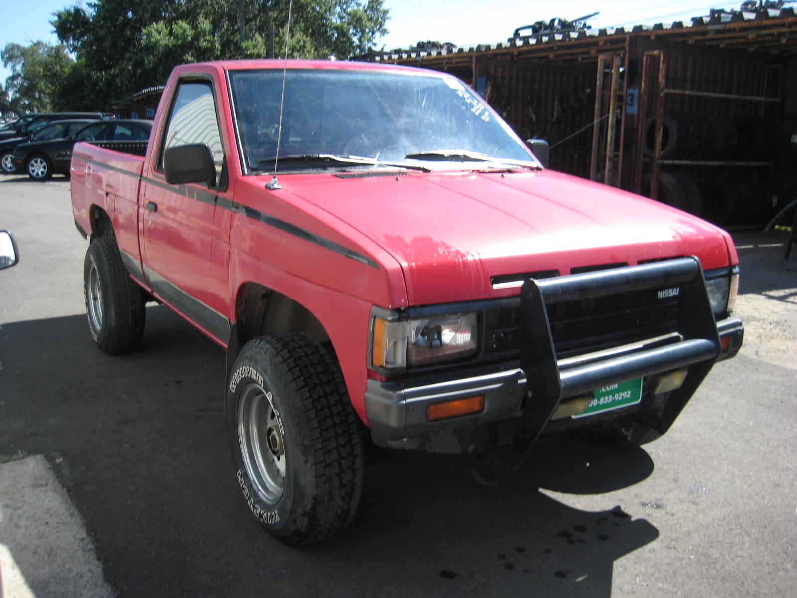 1988 Nissan Pickup - Information and photos - MOTcar