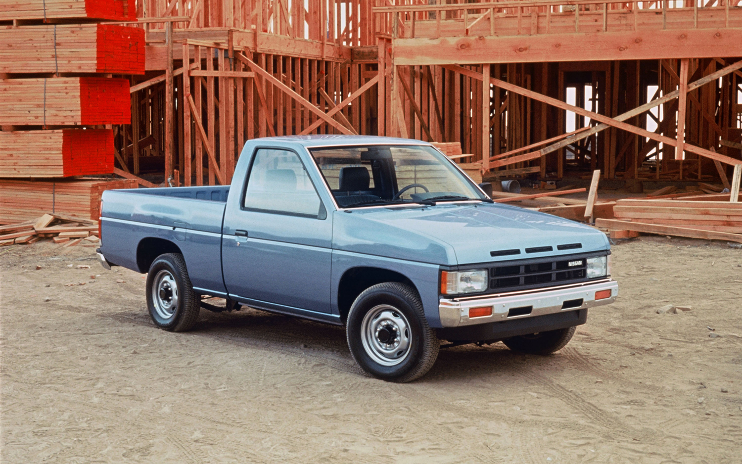 1989 Nissan Pickup Information And Photos Momentcar