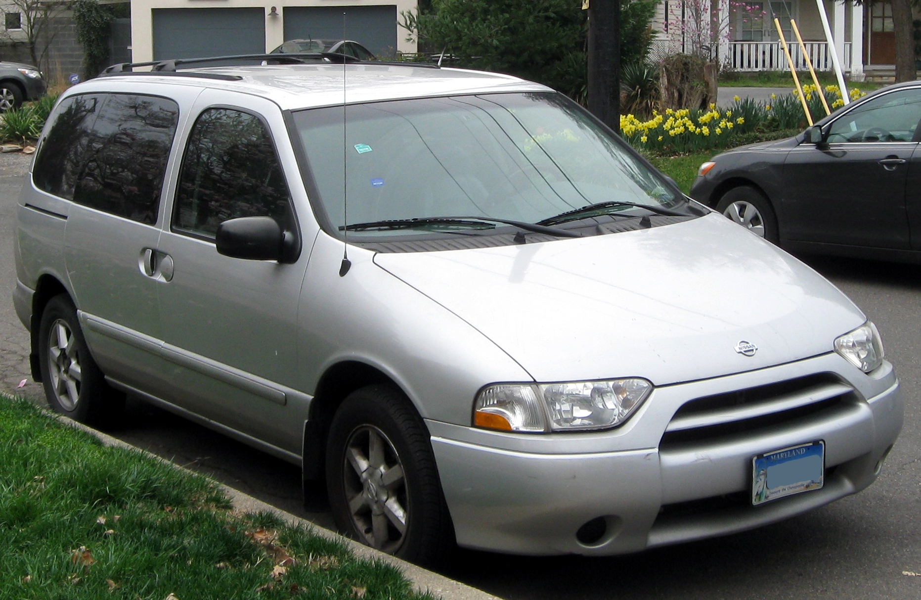 2001 nissan quest information and photos momentcar momentcar