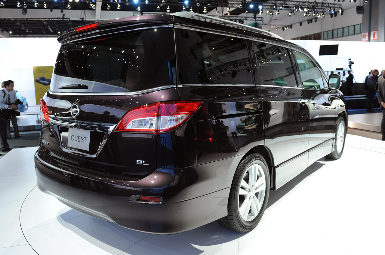 Used 2011 Nissan Quest Pricing & Features | Edmunds