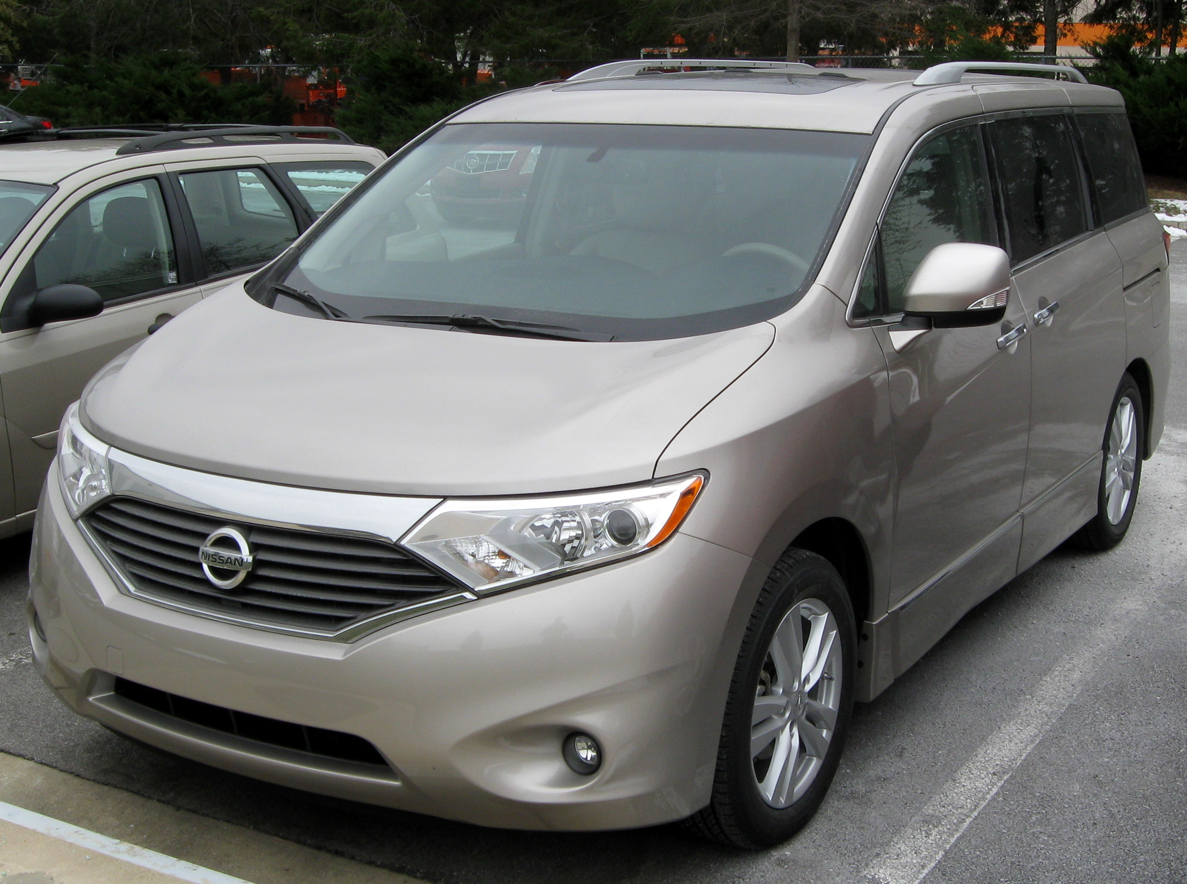 2011 nissan quest information and photos momentcar nissan quest 2011 8 vanachro Gallery