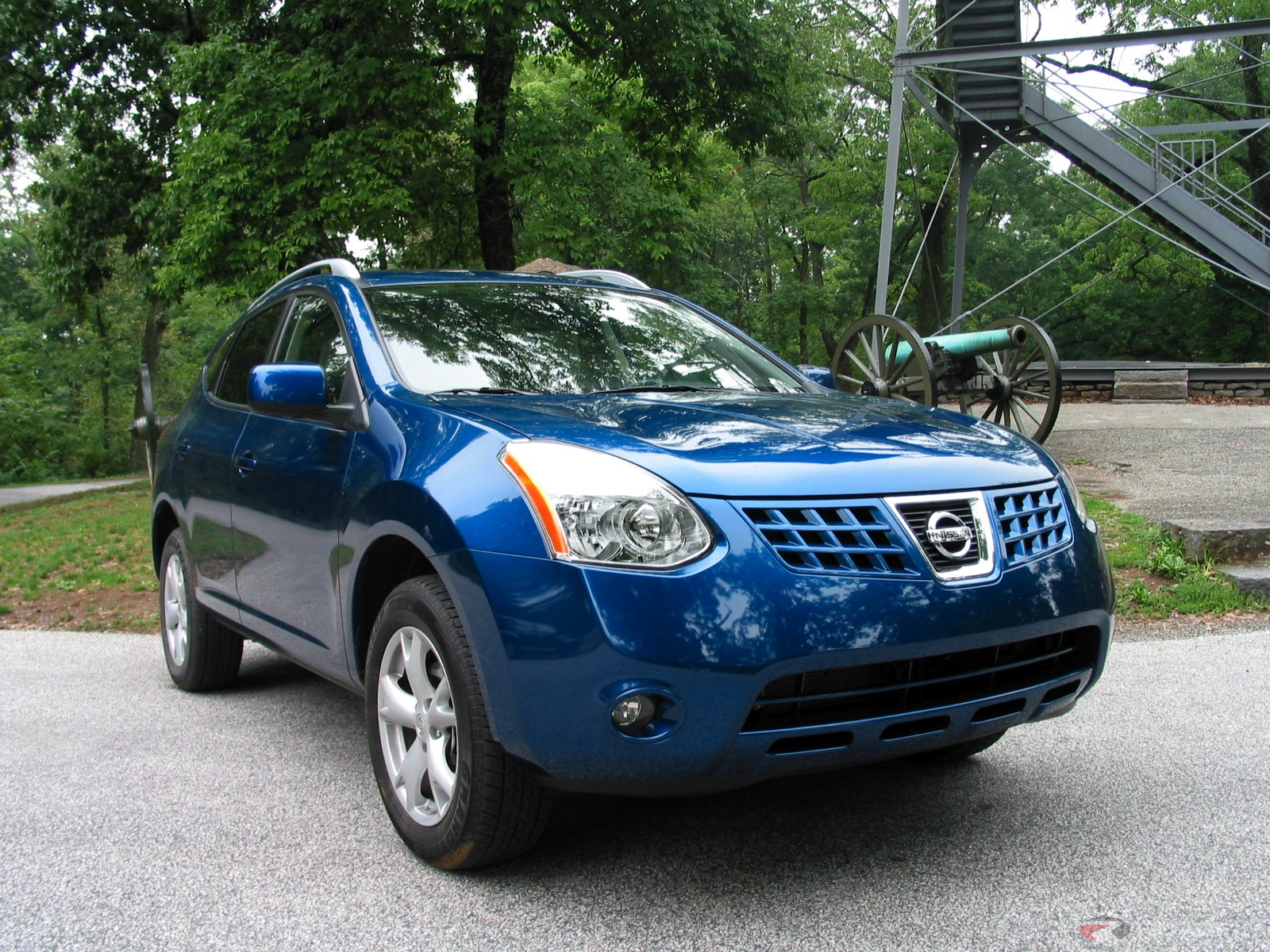 2008 nissan rogue information and photos momentcar. Black Bedroom Furniture Sets. Home Design Ideas