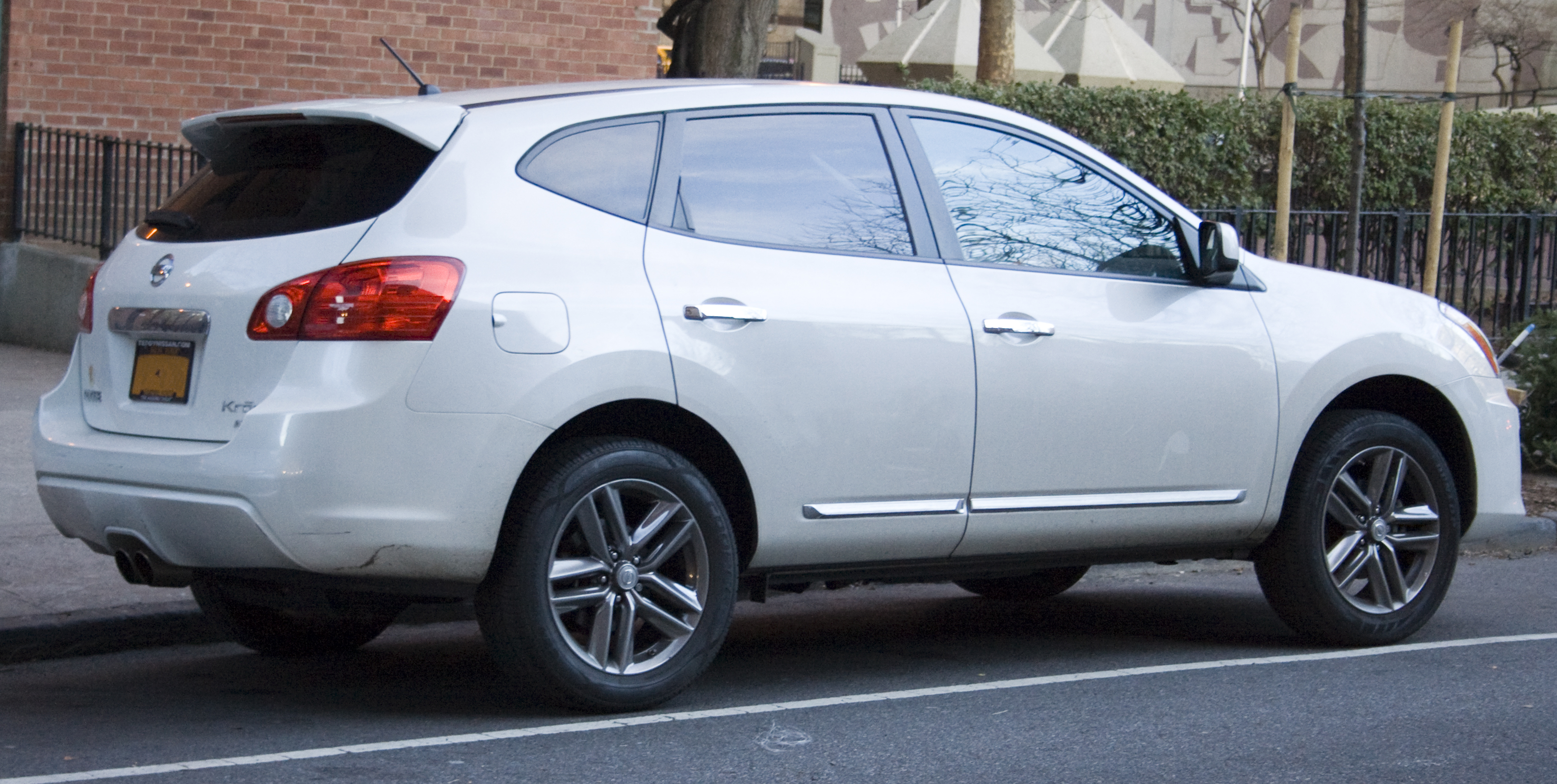 Nissan Rogue 2852px Image 7