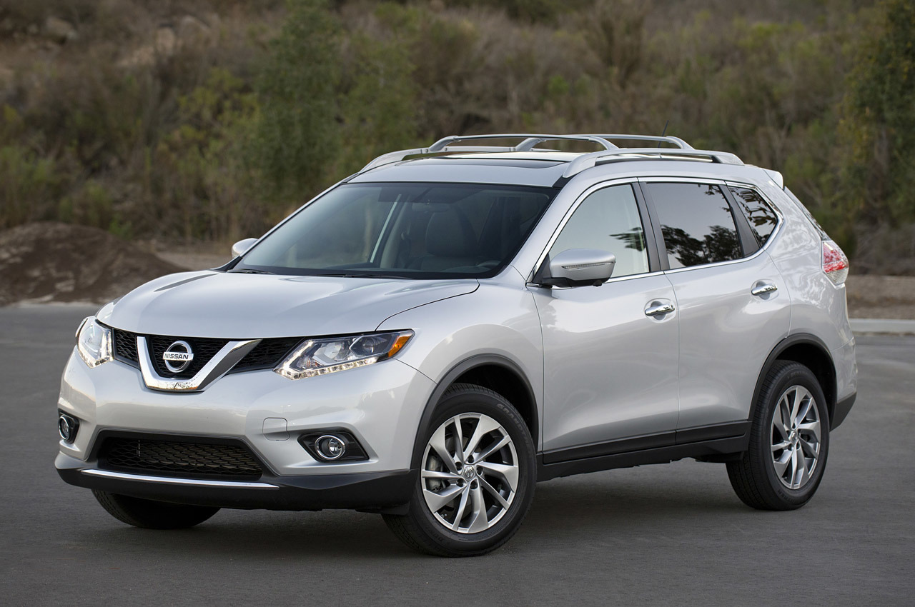 2014 nissan rogue information and photos momentcar nissan rogue 2014 10 vanachro Gallery