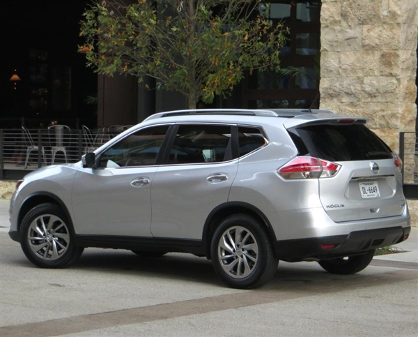 NISSAN ROGUE - 202px Image #11
