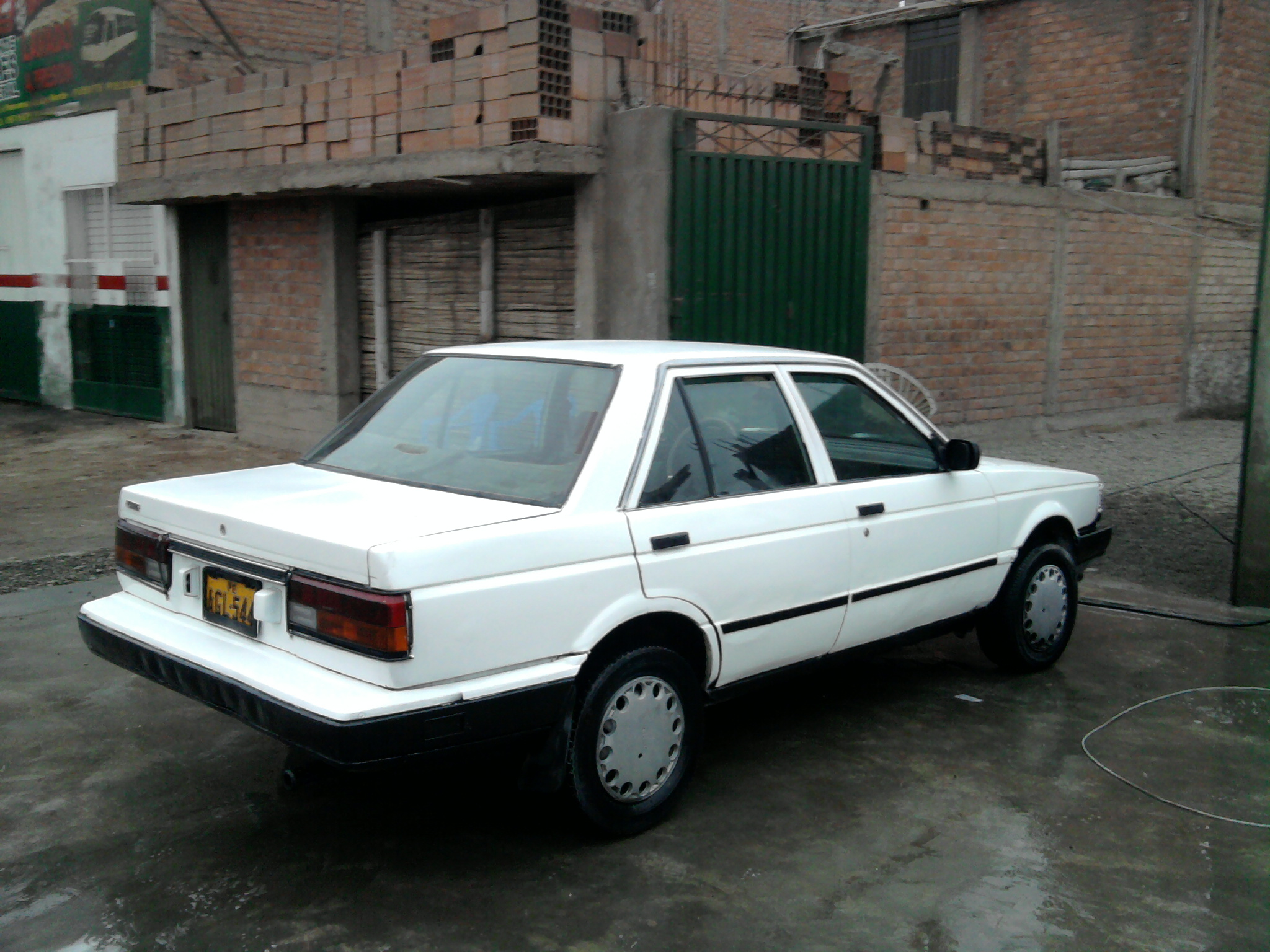 1988 Nissan Sentra - Information and photos - MOMENTcar