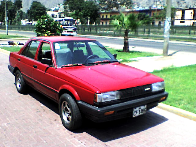 Nissan Versa For Sale 1988 Nissan Sentra - Information and photos - MOMENTcar