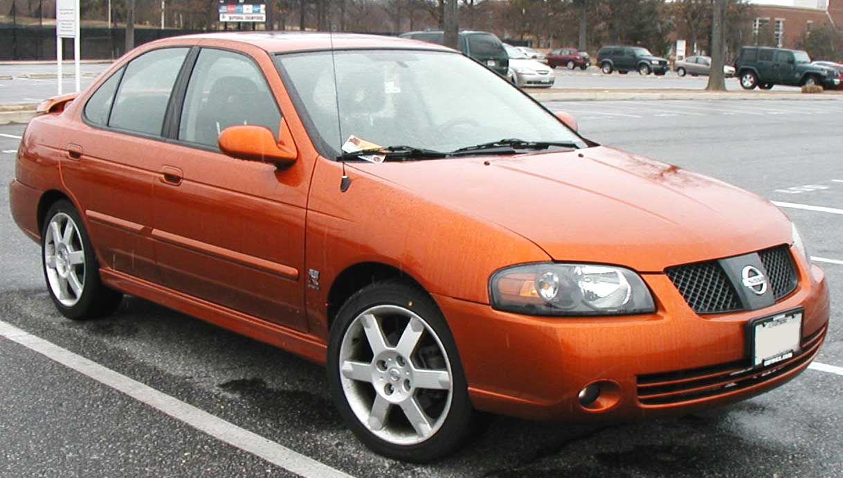 Nissan Rogue Select >> 2004 Nissan Sentra - Information and photos - MOMENTcar