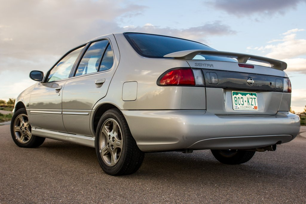 nissan sentra information and photos momentcar momentcar
