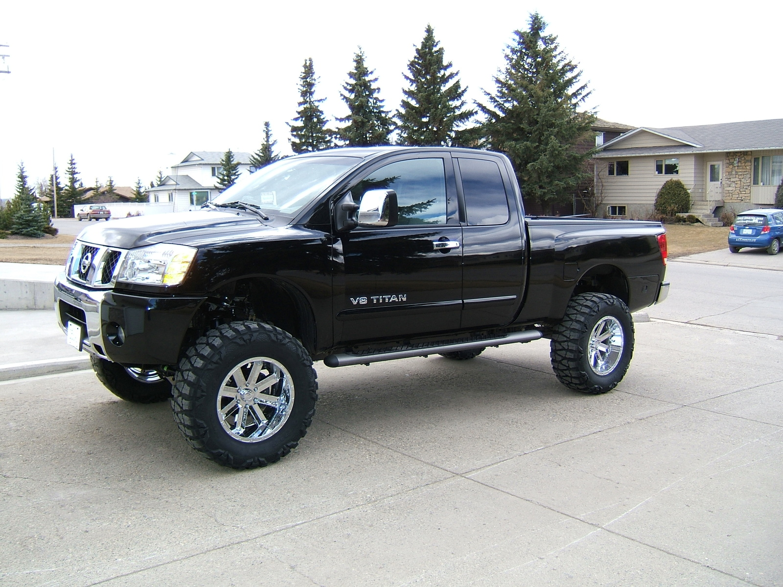 Nissan titan information and photos momentcar nissan titan 14 vanachro Choice Image