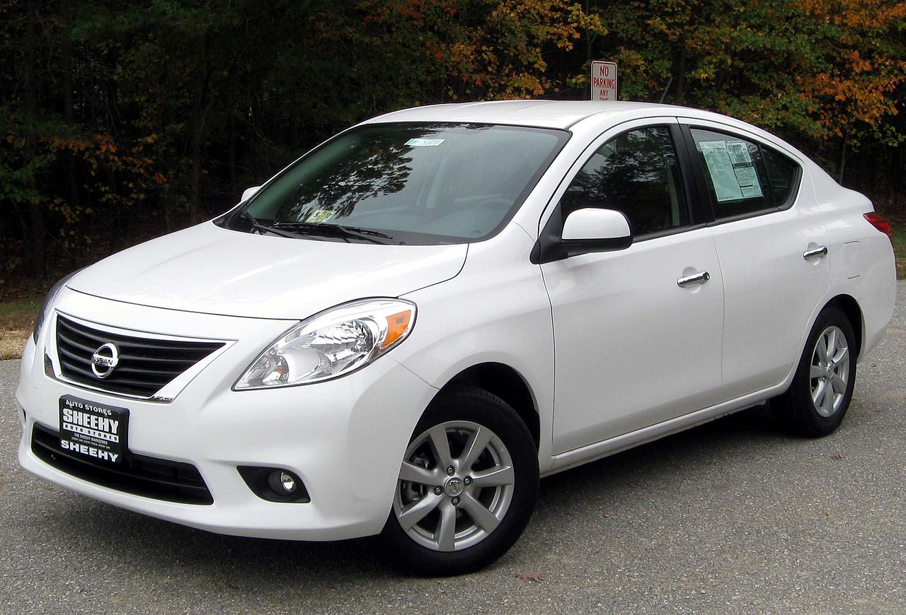 2012 nissan versa information and photos momentcar. Black Bedroom Furniture Sets. Home Design Ideas